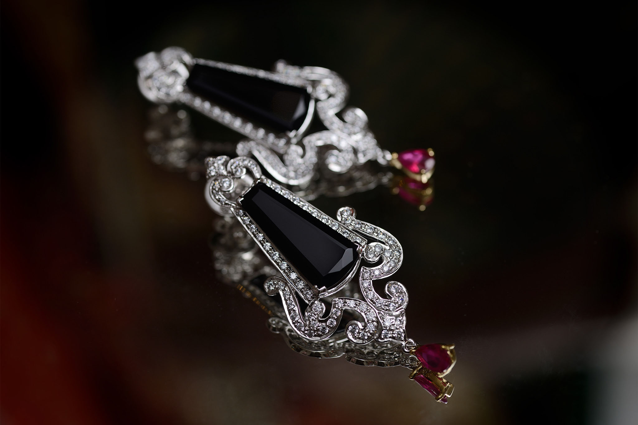 dangle jewellery metal product fashion bhavishya jhumka silver drop